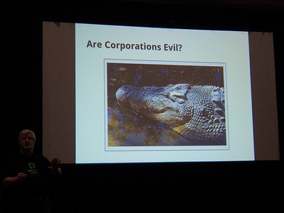 Are Corporations Evil?