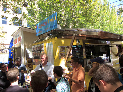 Food cart tour